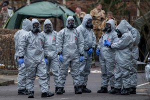 Anger Is Building In The UK At The Government's Handling Of The Skripal Case