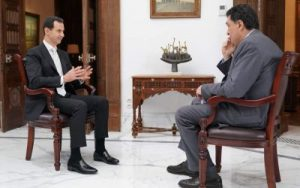 Chemical Attack Accusations 'Fake': Bashar Al-Assad Interview | Global Research – Centre for Research on Globalization