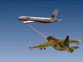 Oekraïense luchtmacht schoot MH17 neer