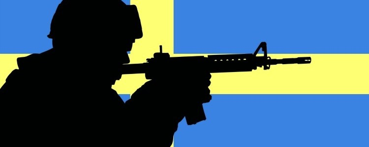 For The First Time Since 1975, The Entire Swedish National Guard Was Just Mobilized