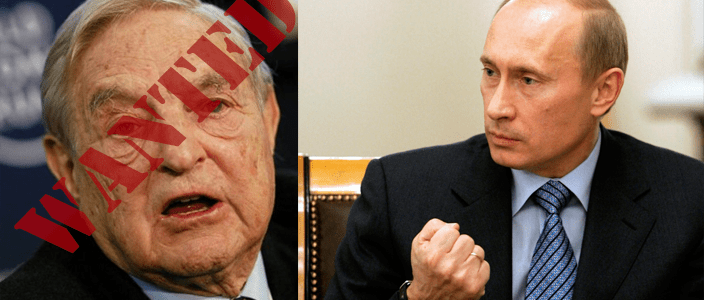 """Putin CRUSHES George Soros for all western """"leaders"""" to see (Video)"""