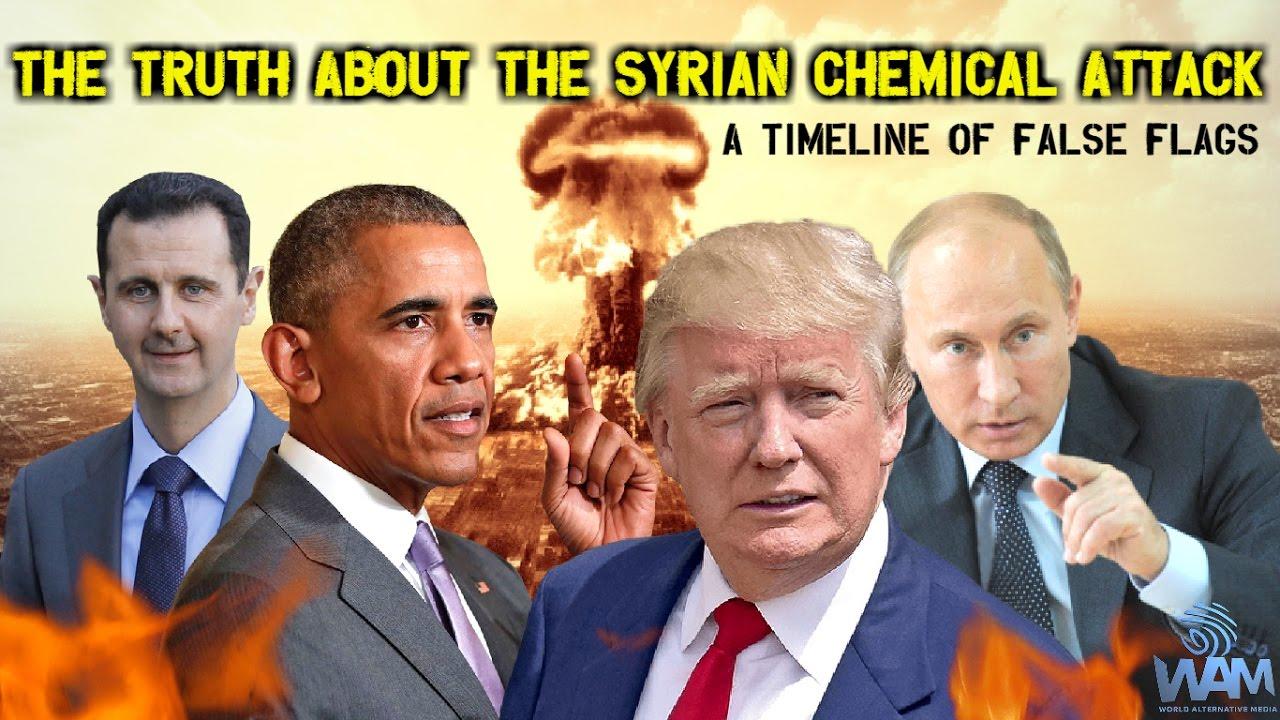 Het Russische Ministerie van Defensie waarschuwt voor nieuwe, gefabriceerde chemische aanval in Deir-ez-zor! – FREESURIYAH