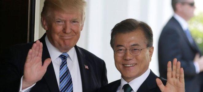 "Trump ""War Games"" Announcement Shocks South Korea, US Military Forces"