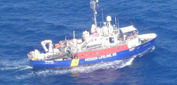 Italy Rejects Two More NGO Migrant Ships; Merkel Scrambles To Keep Job As German Lawmakers Revolt