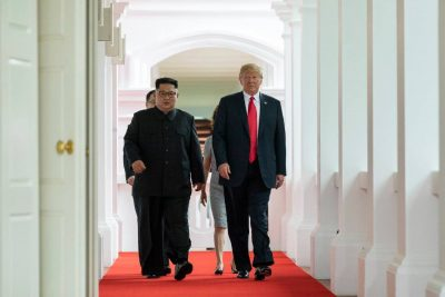 Geo-strategic Conflicts Set to Intensify Following Trump-Kim Summit | Global Research – Centre for Research on Globalization