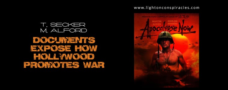 Documents expose how Hollywood promotes war on behalf of the Pentagon, CIA and NSA | Light On Conspiracies – Revealing the Agenda