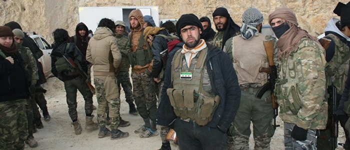 Syrien: FSA-Rebellen wechseln massenweise zu Assad – Gleich zehn Orte ergeben sich