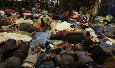 How the US, Under Obama, Created Europe's Refugee Crisis | Global Research – Centre for Research on Globalization