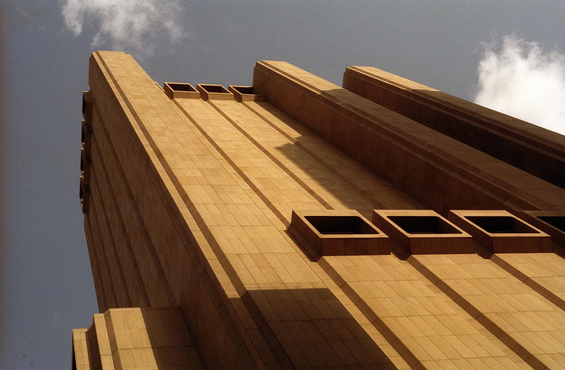 Die brutalistische Lauscharchitektur von NSA und AT&T