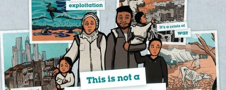 De immigratiecrisis onder de loep, oorzaak en gevolg! – FREESURIYAH