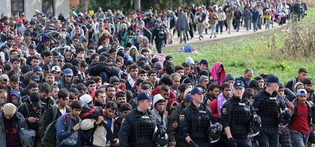 Immigration Is the EU's Chosen Weapon Against National Democracy
