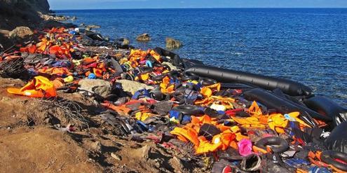 Die Humanität versinkt im Mittelmeer