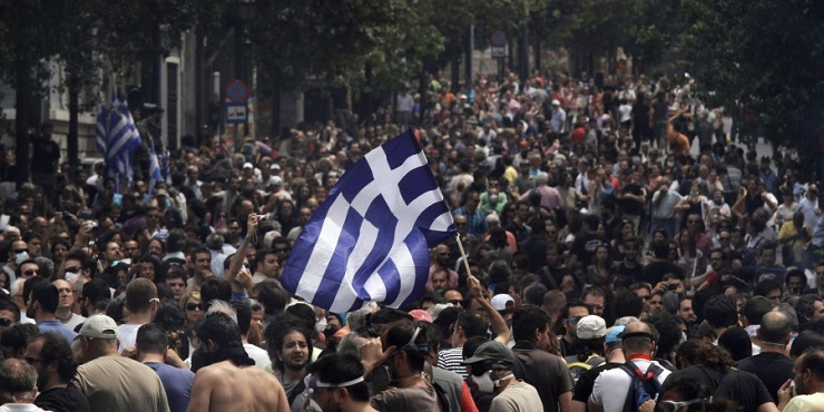 EU Not Ending Greek Crisis, They End Greece   New Eastern Outlook