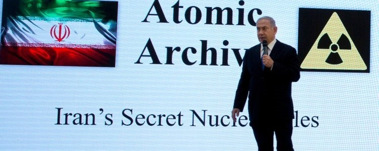"""Report Details """"Ocean's 11""""-Style Mossad Raid Inside Iran To Steal Nuclear Secrets"""