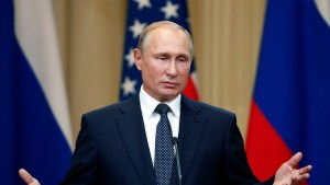 Putin Claims U.S. Intelligence Agents Funneled $400 Million To Clinton Campaign