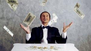 Geld oder Leben!