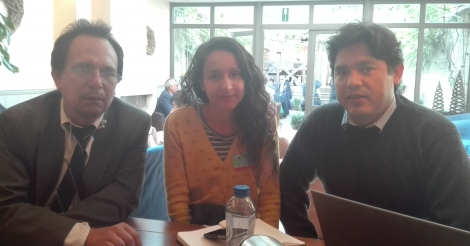 """""""Banken EU zijn medefinanciers van de repressie in Honduras"""""""