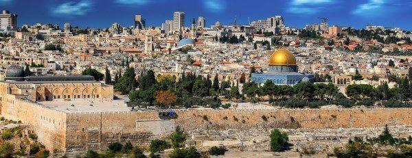 Jeruzalem, Trumps bittere geschenk aan de evangelisten | Uitpers