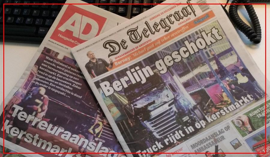 De Berlijnse fake-kerstmarkt-aanslag van 2016..