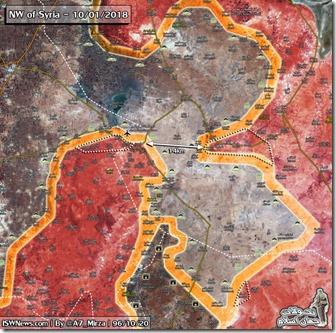 Finale in Syrië