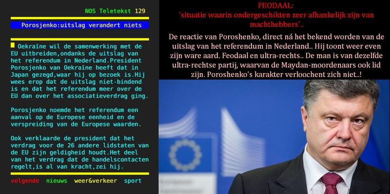 """Nederland betaalde extreem-rechts TV station in Oekraïne, draagt zo bij aan """"regime-change""""! – FREESURIYAH"""