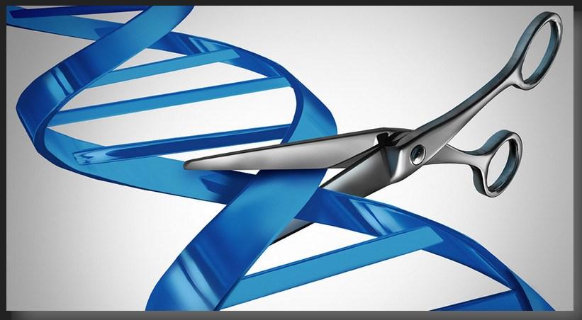 CRISPR, veelbelovend maar ook creepy..!