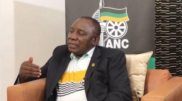 De macher Ramaphosa staat klaar om Zuma op te volgen