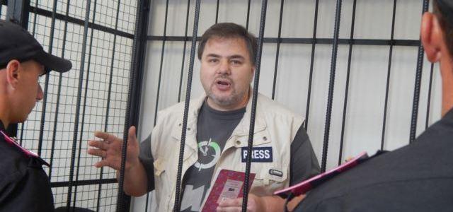 Oekraïne: Solidariteit met Ruslan Kotsaba! De Oekraïense journalist Ruslan Kotsaba wordt opnieuw geconfronteerd met vervolging – FREESURIYAH