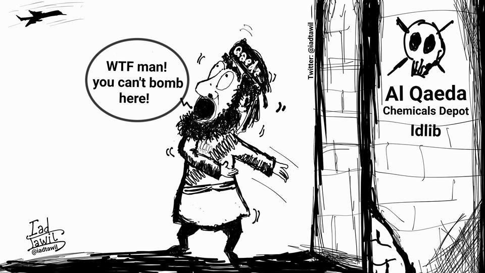 Nepnieuws uit Idlib – Idlib is bezet door terroristen ! – FREESURIYAH