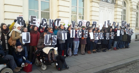 """""""Regering sluit toegang tot justitie af voor armen"""""""