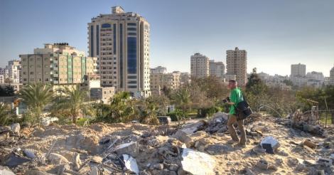 Gezondheidszorg in Gaza staat op instorten