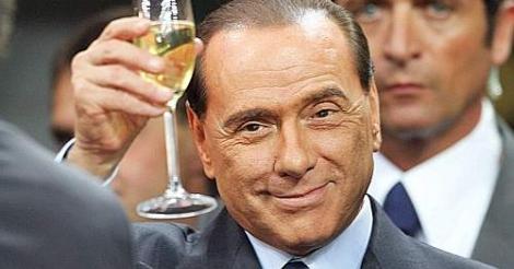 Merkel, Juncker, allemaal bidden ze dat Berlusconi en zijn extreemrechtse bondgenoten de verkiezingen winnen