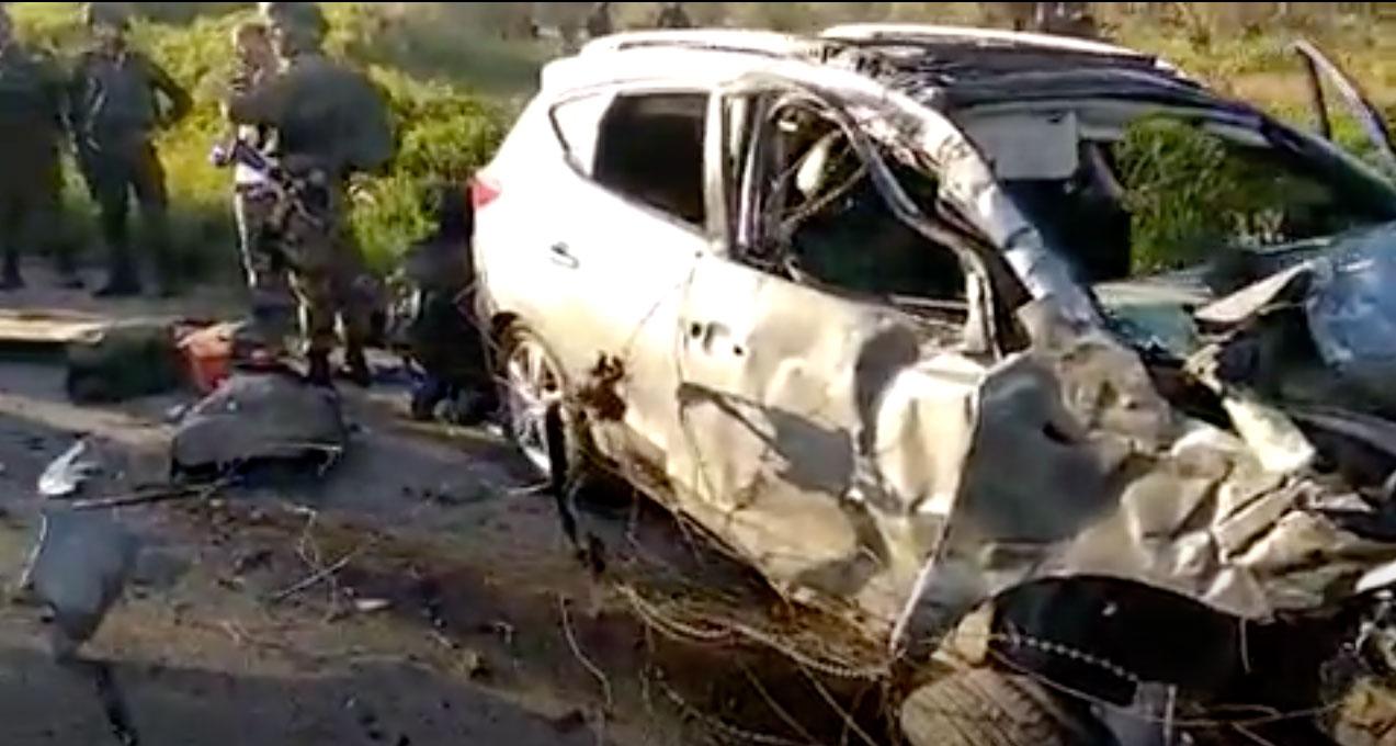 Palestijn rijdt twee Israëlische militairen dood – The Rights Forum