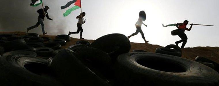 Israëlische leger doodt acht demonstranten en een journalist – The Rights Forum