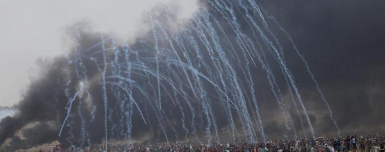 Israëlische leger schiet drie Palestijnen dood bij grens Gaza – The Rights Forum