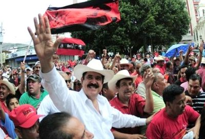 Former President Manuel Zelaya and Honduras' Alliance against the Dictatorship: Open Letter to the American People   Global Research – Centre for Research on Globalization