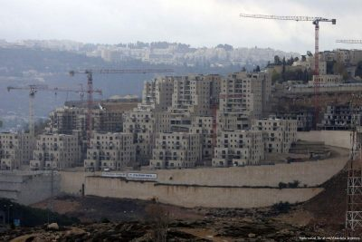 Israel Seized 2,500 Acres of Palestinian Land in 2017 | Global Research – Centre for Research on Globalization