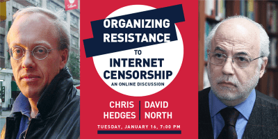 Organizing Resistance to Internet Censorship | Global Research – Centre for Research on Globalization