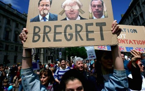 Why a second Brexit referendum makes no sense