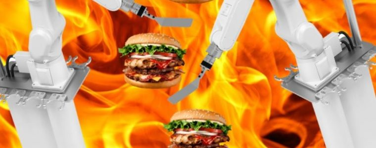 Burger-Flipping Robot Set For Big Rollout In California