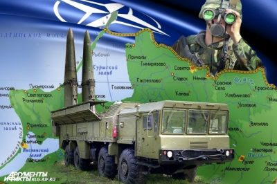 Russia Deploys Missiles on Its Own Territory, NATO Goes Ballistic | Global Research – Centre for Research on Globalization