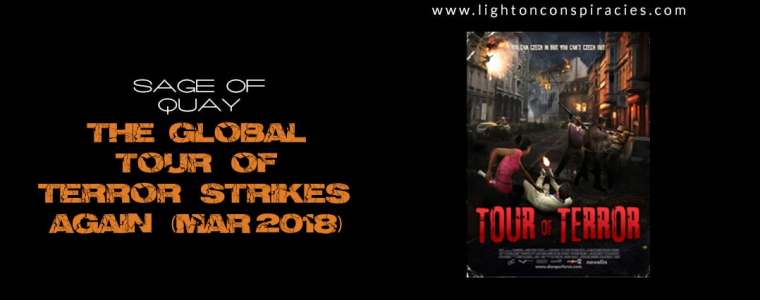 The Global Tour of Terror Strikes Again (Mar 2018) | Light On Conspiracies – Revealing the Agenda