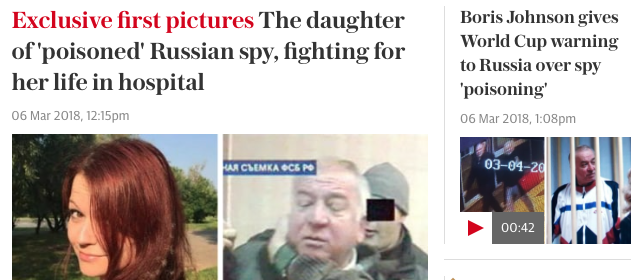5 Days After Putin's Warning About the Dangers of Western Warmongering & This Is Where We Are