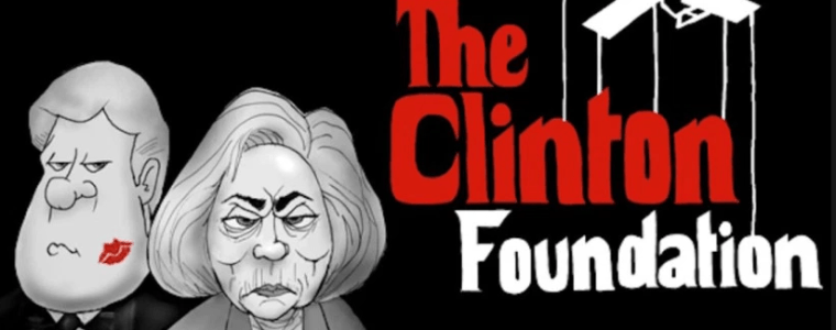 Former CIA Officer Exposes Clinton Charity Fraud As Biggest Scandal In US History