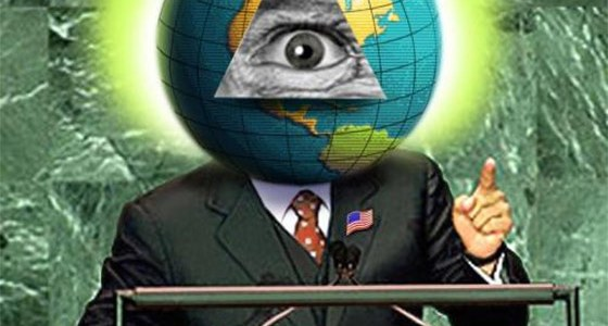 """The New World Order Is Targeting American Freedom…"""