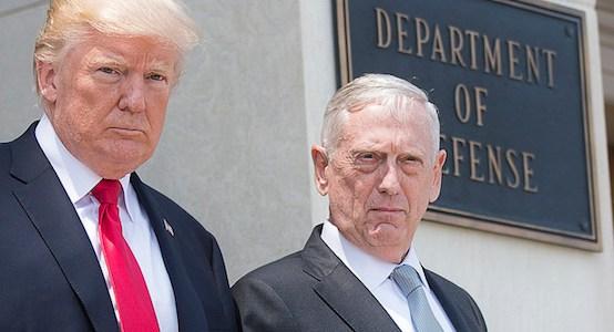 Is Trump Assembling a War Cabinet?