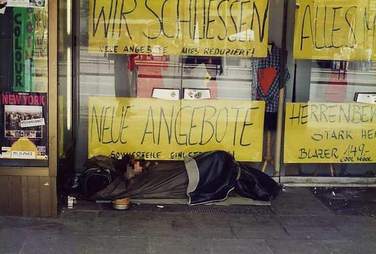 Wie die Armen und nicht die Armut bekämpft werden