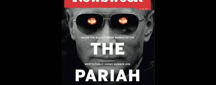Hating on Putin by Jewish Owned Media – Part 1, TIME Magazine