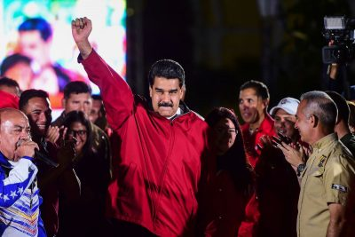 Nicolas Maduro Reelected President of Venezuela | Global Research – Centre for Research on Globalization