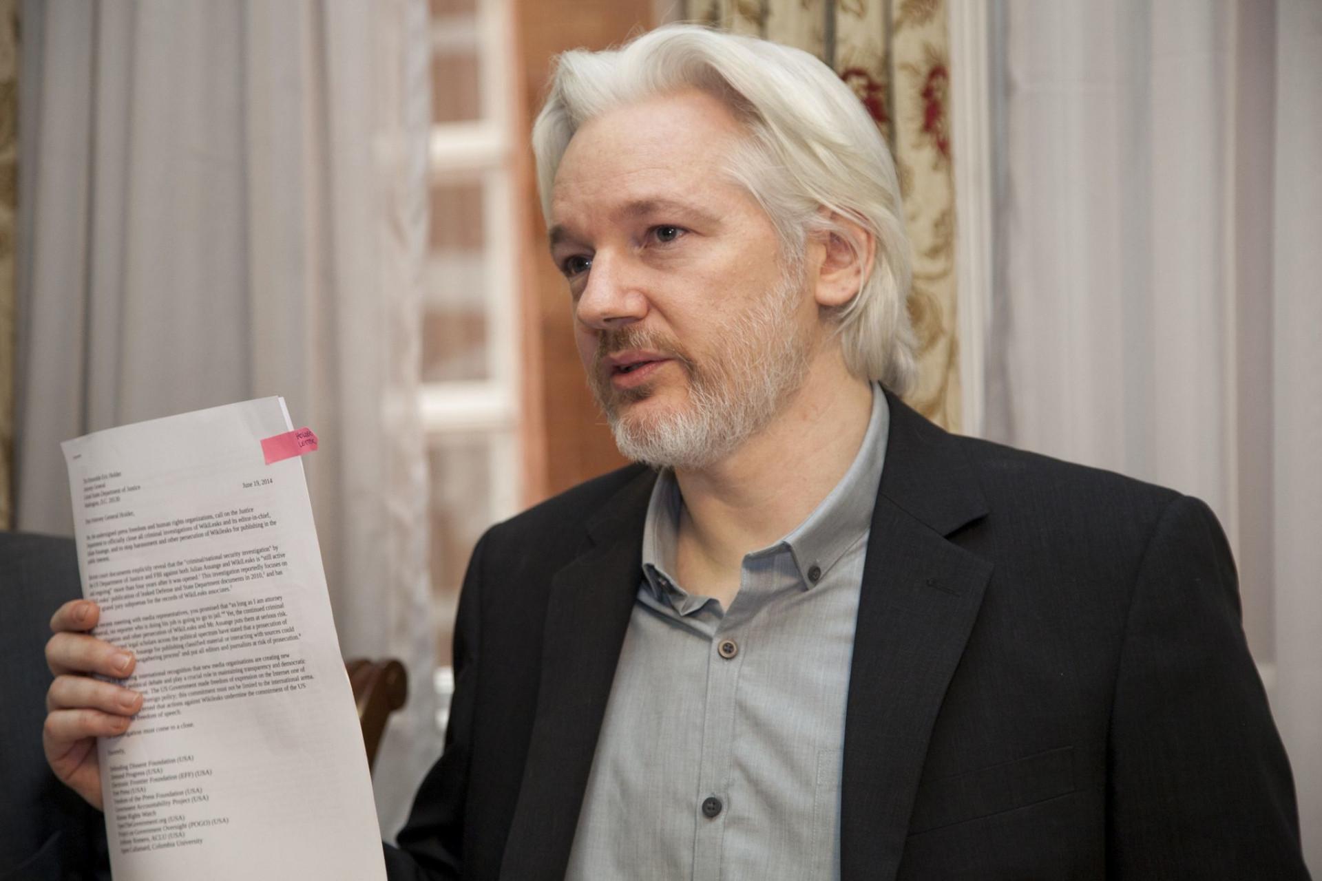 Ecuador: Schlechter Gesundheitszustand von Julian Assange